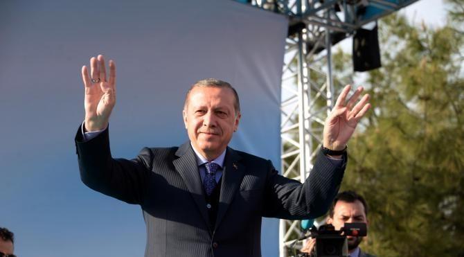 Erdoğan: Hendekler benim Kürt kardeşlerime reva mıydı