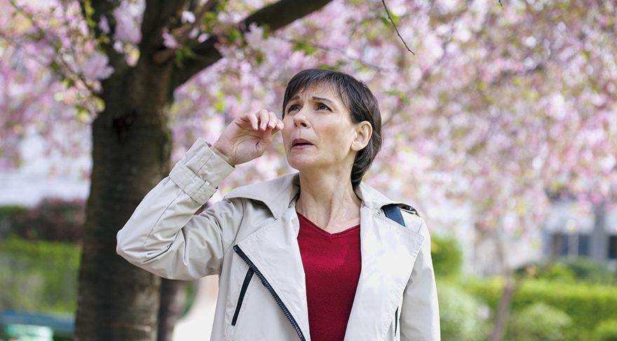 Bahar alerjisinin 6 temel belirtisi