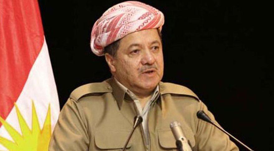 Barzani Türkiye'de de düğmeye bastı