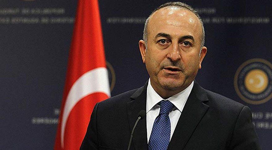 Dışişleri Bakanı Mevlüt Çavuşoğlu: Hollanda'ya hak ettikleri karşılığı vereceğiz