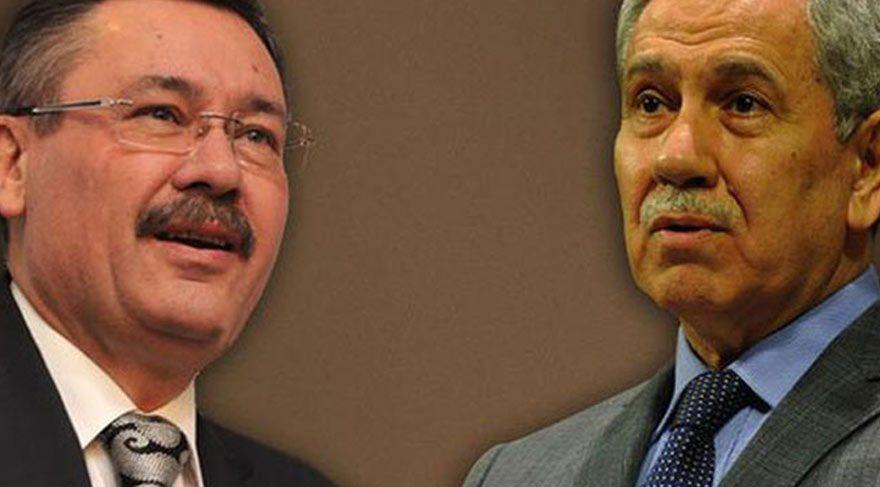 Bülent Arınç'tan, Melih Gökçek'in iddialarına canlı yayında cevap!
