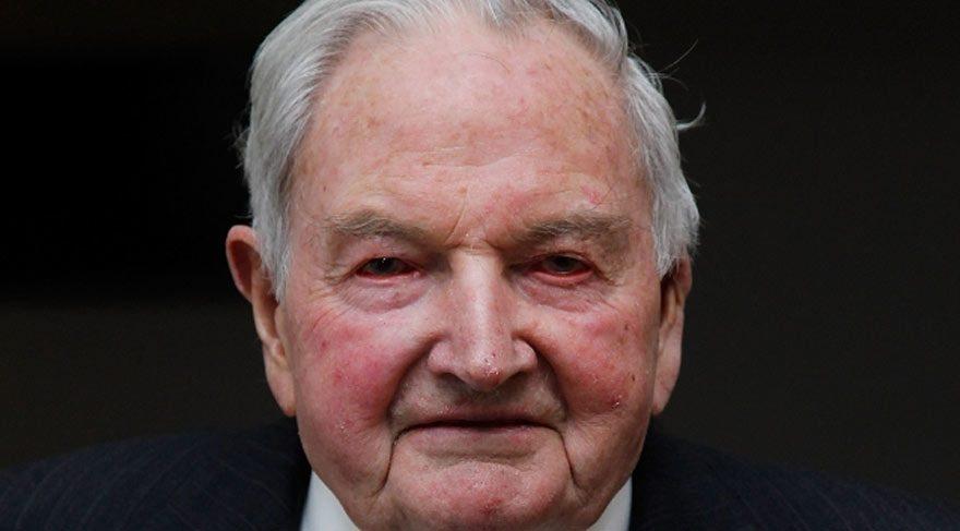 Son dakika haberi… David Rockefeller hayatını kaybetti