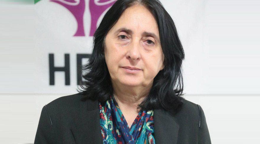 HDP'li Nursel Aydoğan'ın 4 yıl 8 aylık hapis cezası onandı