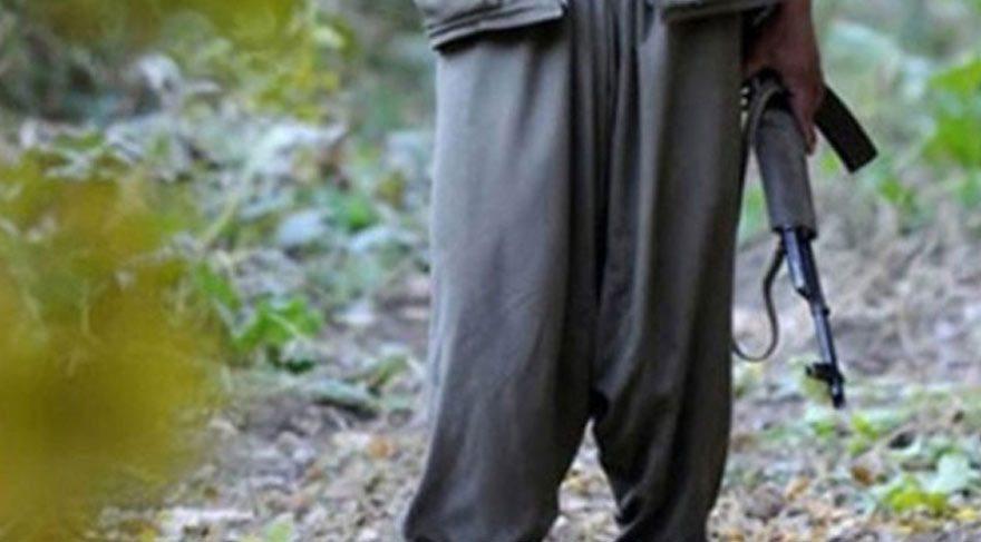 PKK'lı erkek teröristler kadın teröristleri ortada bıraktı