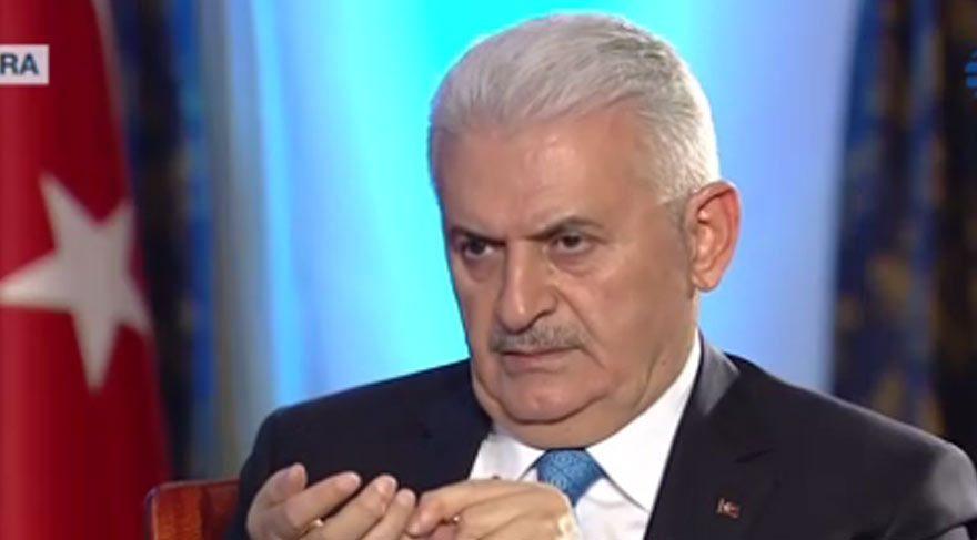 Son dakika haberi... Başbakan Yıldırım'dan flaş Adil Öksüz açıklaması