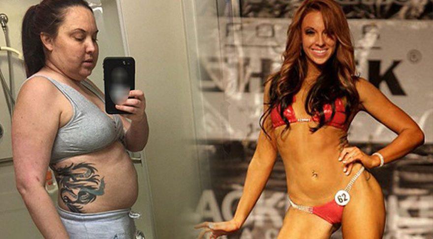 Bir anda 20 kilo alan kadına şok teşhis