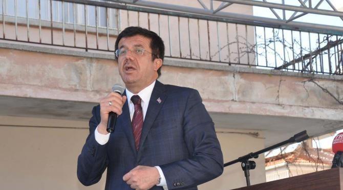 Bakan Zeybekçi Aydın'dan Kılıçdaroğlu'nu eleştirdi