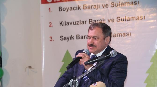Bakan Eroğlu: Spil Dağı'nda 1 hafta kalan 5 yaş gençleşir (5)