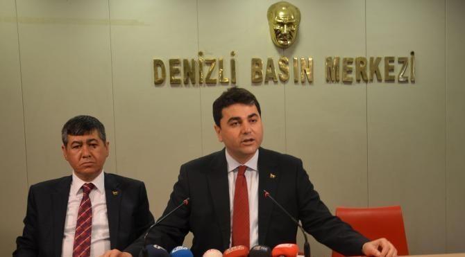 DP Genel Başkanı: Erdoğan'ın ve Bahçeli'nin beka sorunu var