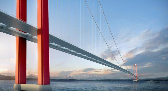 'Çanakkale köprüsü finansmanı ile ilgileniyoruz'