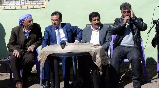 Diyarbakır'da dengbej kültürü köylerde yeniden hayat buluyor