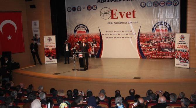 Kurtulmuş: Kürt kardeşlerimiz 'evet' diyecek, Türkiye'nin önünü açacak