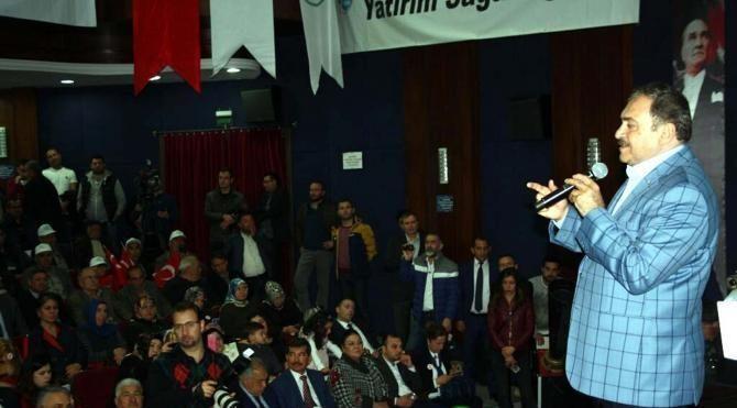 Bakan Eroğlu 'evet' oyu istedi (2)