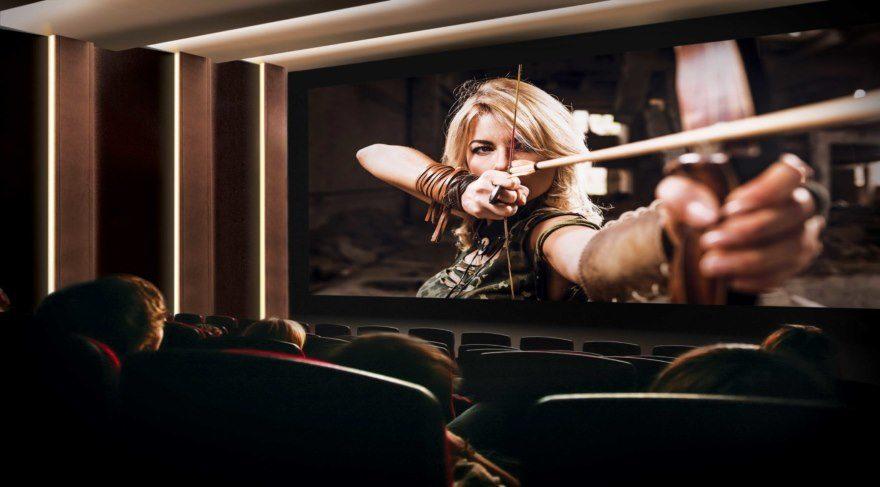 Samsung'tan dünyanın ilk HDR LED sinema ekranı