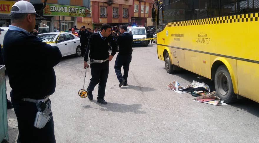 Otobüsün çarptığı çocuk öldü