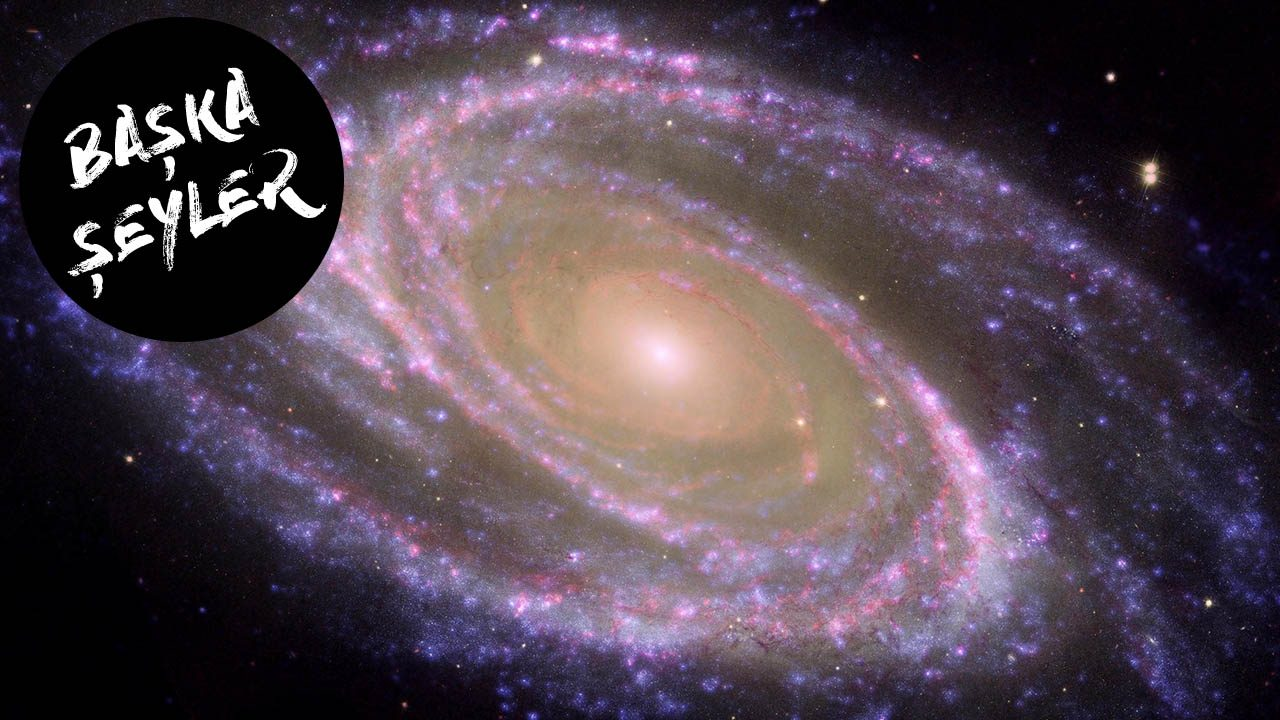Evren artık bir tık ötenizde! NASA açıkladı...
