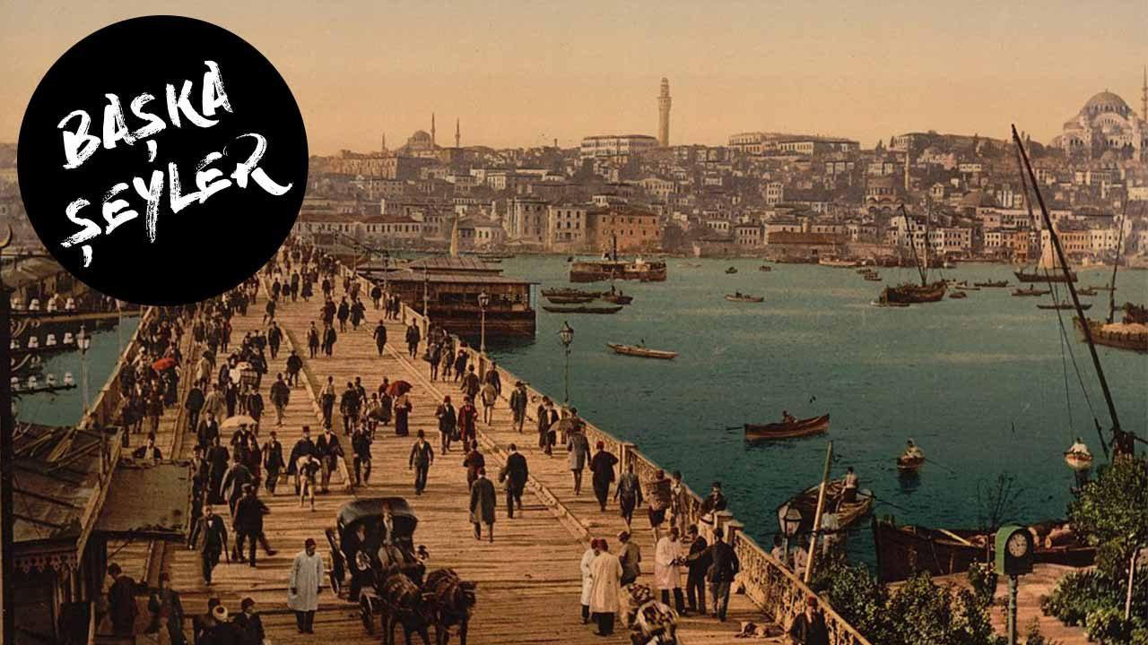 İstanbul'u 'renklendirdiler'! İlk defa göreceksiniz...