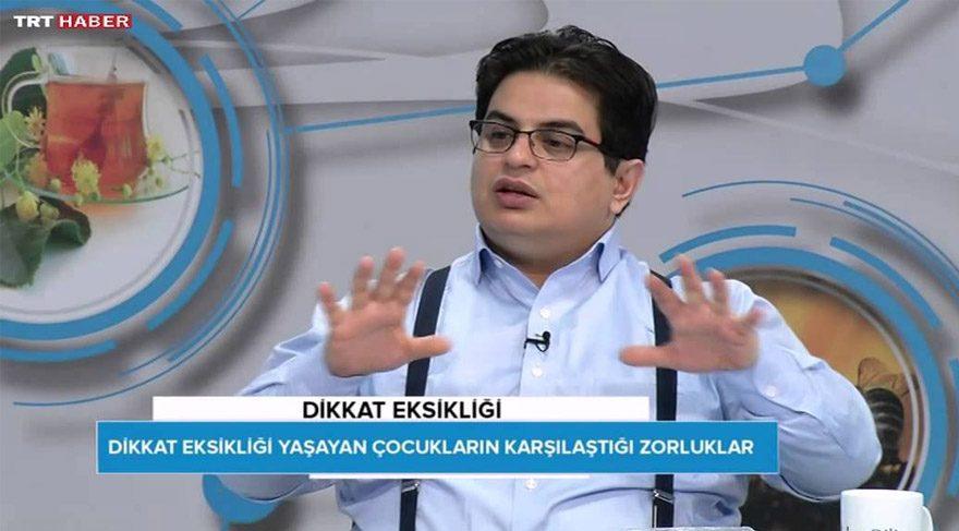 TRT'de büyük skandal! 'Psikolog' diye yayına çıkarttıkları kişi fizik mezunu çıktın!