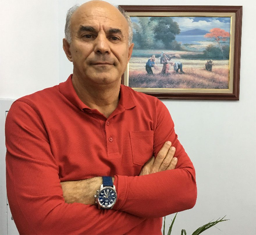 Prof. Dr. Barbaros Çetin