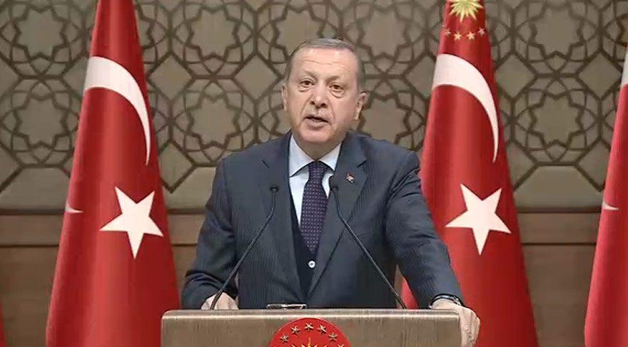 Erdoğan Avrupa'ya böyle seslendi