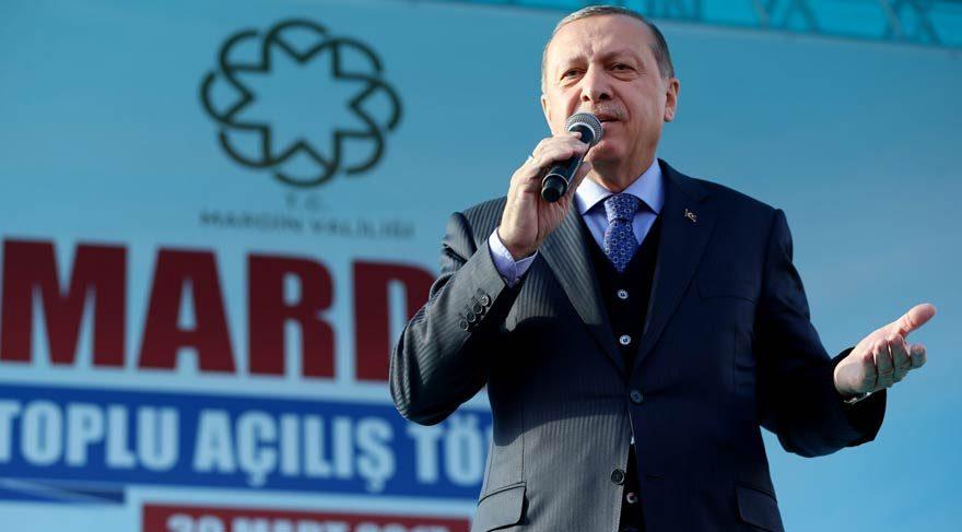 Cumhurbaşkanı Erdoğan'ın Van gezisi iptal