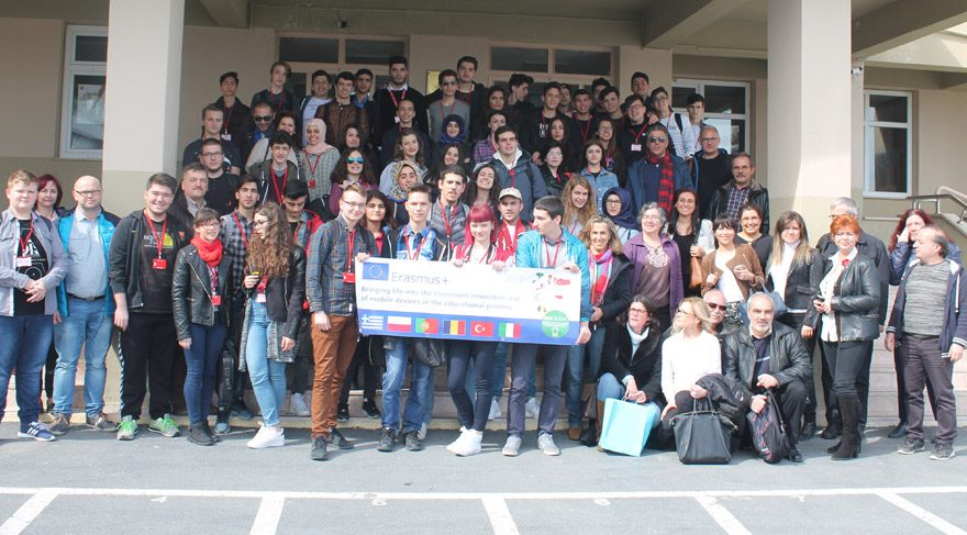 Erasmus öğrencileri İstanbul'da buluştu