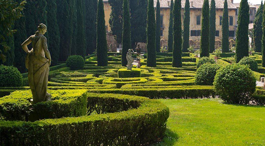 Dünyaca ünlü büyüleyici bahçeler