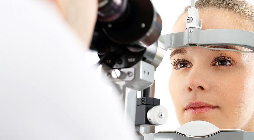 Göz tansiyonu,geri dönüşümsüz görme kaybının dünyadaki en önemli nedenidir FOTO:SHUTTERSTOCK