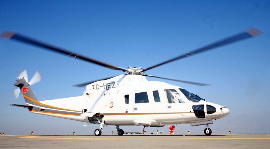 Beylikdüzü'nde E-5 karayoluna düşen TC HEZ tescilli helikopterin Eczacıbaşı grubuna ait olduğu öğrenildi.