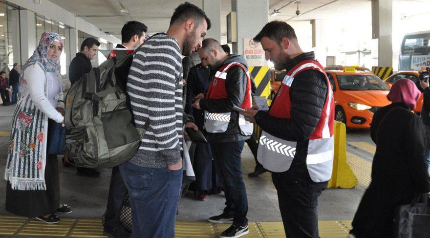 İstanbul'da 2 bin polisle dev operasyon! Kentin giriş çıkışları tutuldu