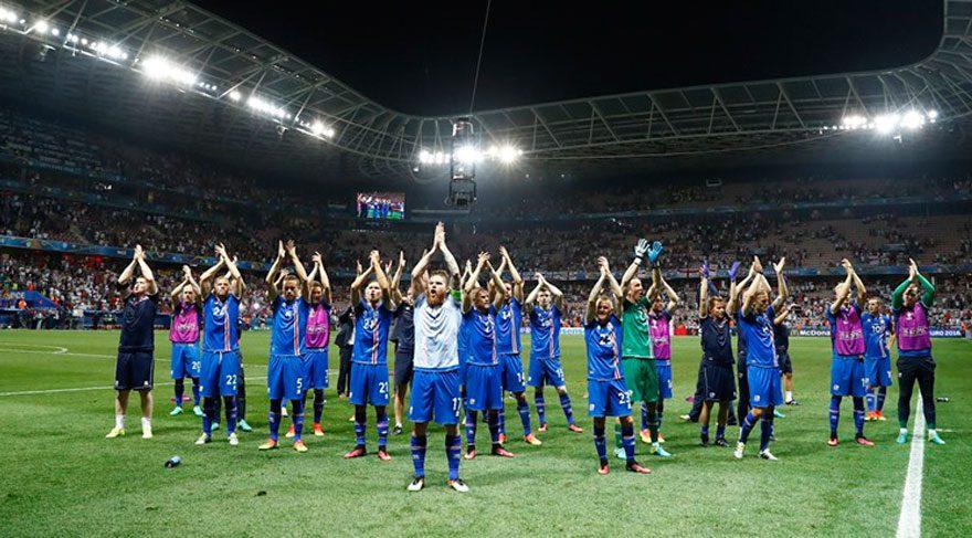 İzlanda'da İngiltere zaferinin 9'uncu ayında doğum rekoru kırıldı