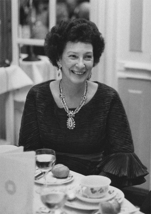 Peggy Rockefeller Fotoğraf: Rockefeller Aile Arşıvi