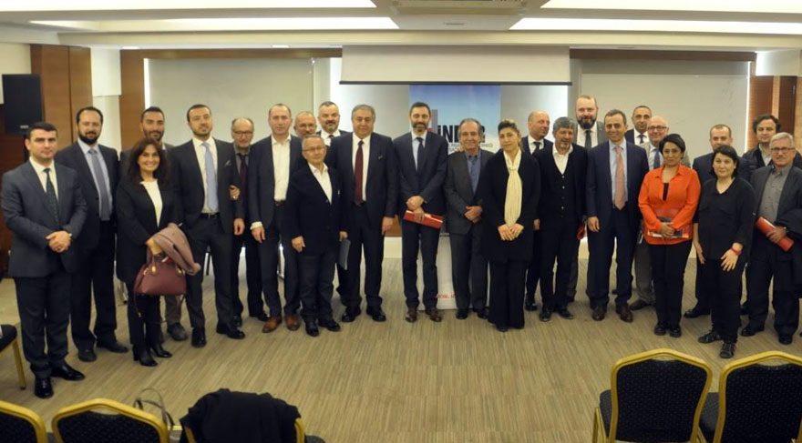 Nazmi Durbakayım yeniden İNDER Başkanı