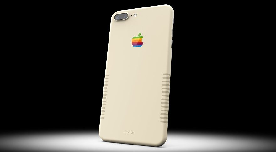 Nostaljik iPhone 7 Plus geliyor!