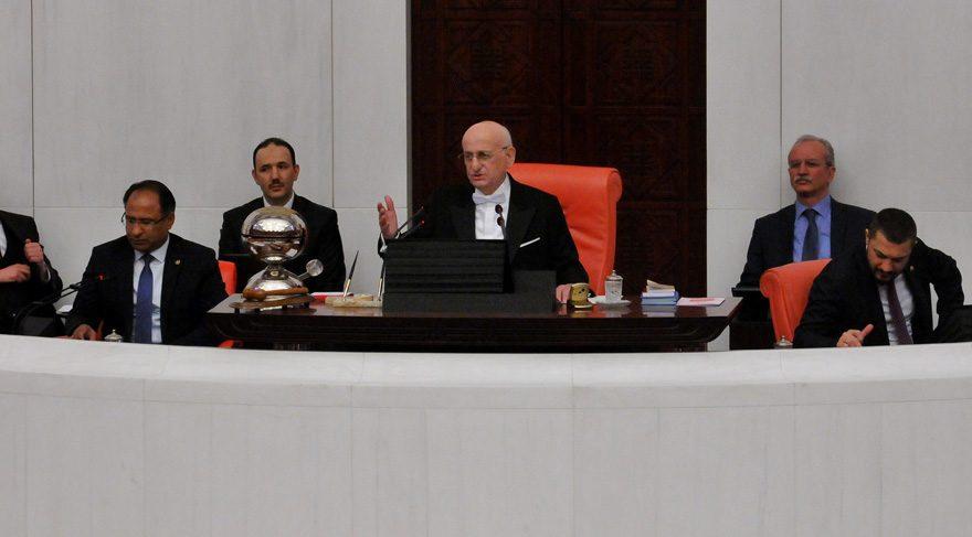 TBMM Başkanlık Divanı nda Atatürk resmi tartışması