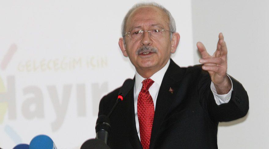 Kılıçdaroğlu Ordu'da konuştu: Evet demenin vebali var