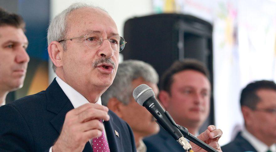 Kılıçdaroğlu'ndan Başbakan'a 'düğmeli' gönderme
