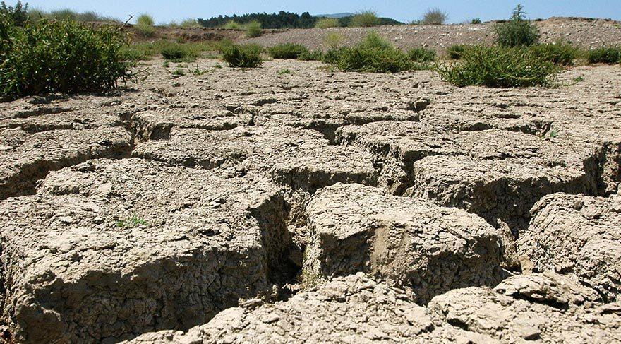 Bakan açıkladı! Son 44 yılın en kurak dönemi yaşanıyor