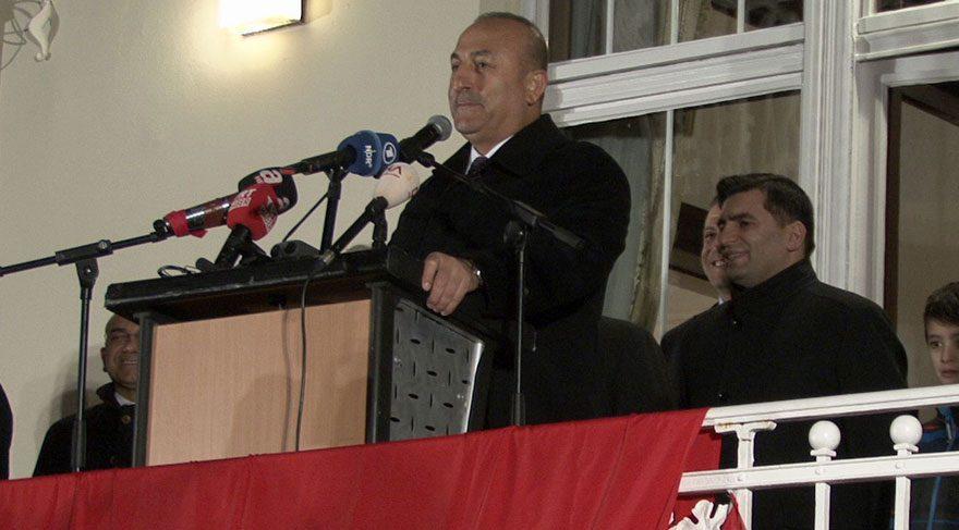 Mevlüt Çavuşoğlu'nun mitingi seçim kanuna aykırı mı?