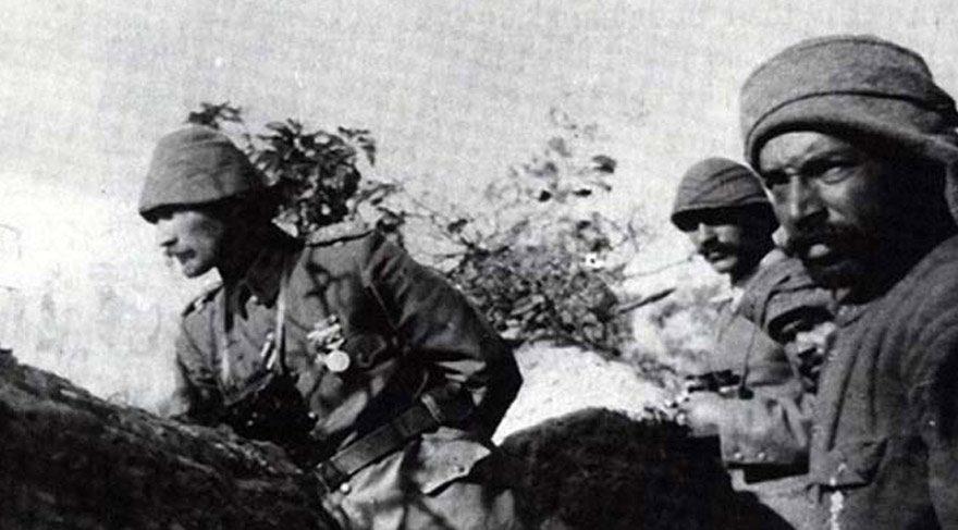Çanakkale Savaşı, Mustafa Kemal'in ismini de tarihe altın harflerle yazdırdı.