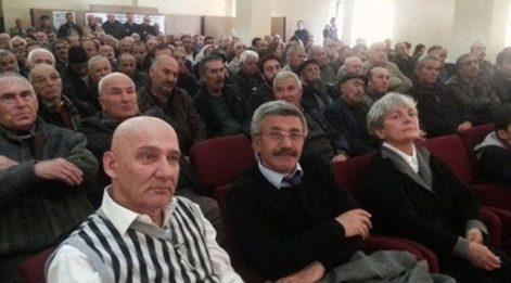 CHP'nin Gülşehir toplantısında katılan muhtarlara soruşturmaya tepki