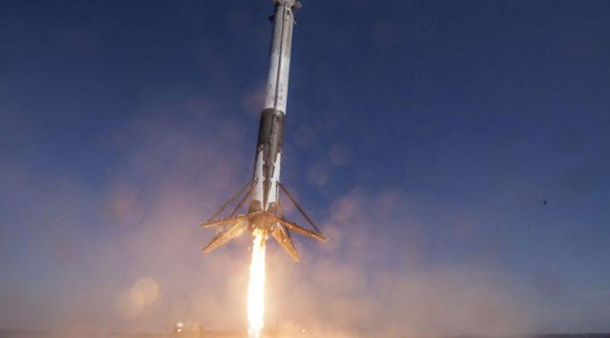 Uzay yolculuğu tarihinde bir ilk: Aynı roketle ikinci seyahat