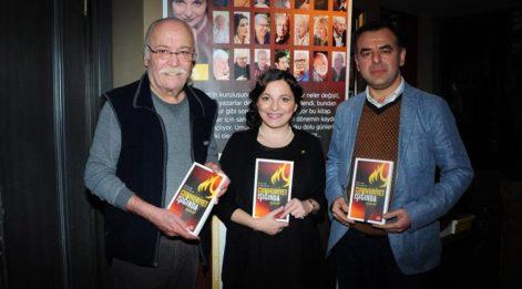 Özlem Özdemir'den 'Cumhuriyet Işığında Söyleşiler'