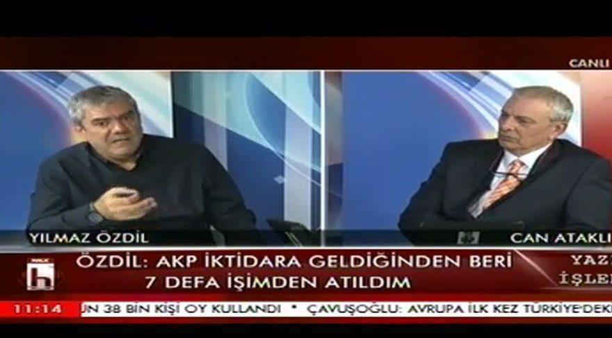 Yılmaz Özdil'den gazetecilik dersi