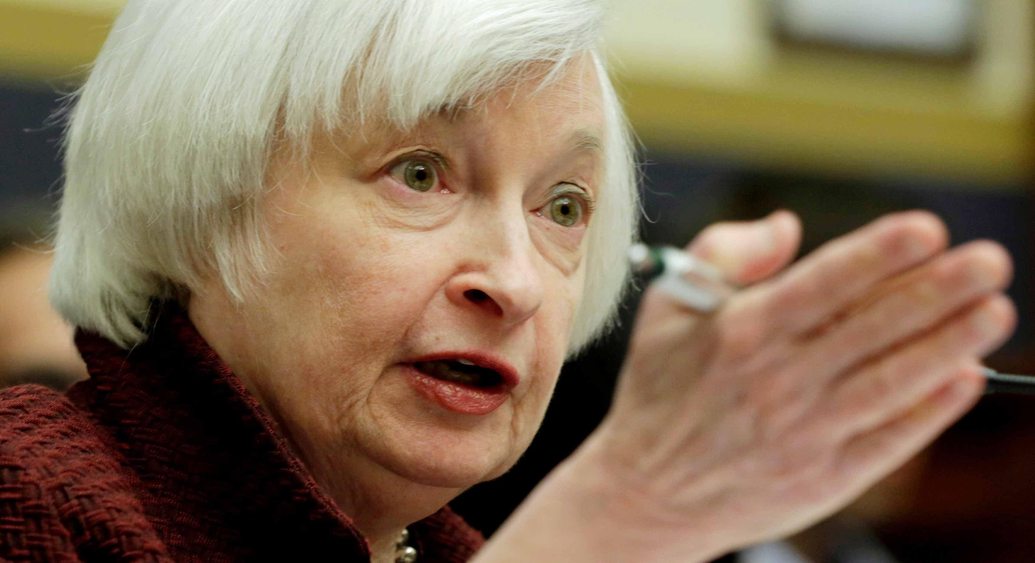 Fed Başkanı Janel Yellen Fotoğraf: Reuters
