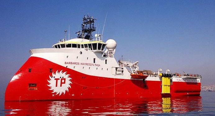 Türkiye Akdeniz'de sondaj yapacak