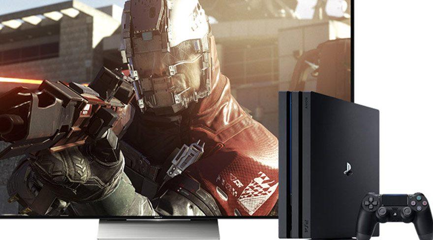 PS4 Pro için önemli güncelleme!