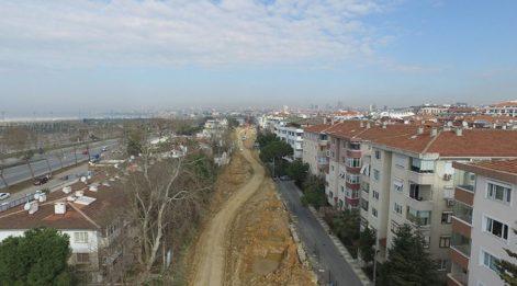 İstanbul banliyö hattına kavuşmayı bekliyor