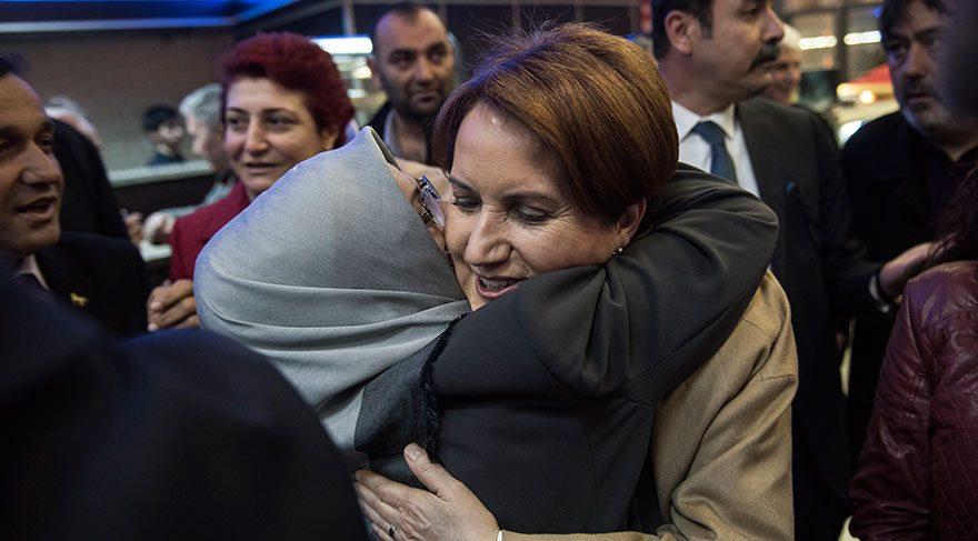 Akşener: Bir tek adamın Cumhuriyet rejimini değiştirmeye gücü yetmeyecek