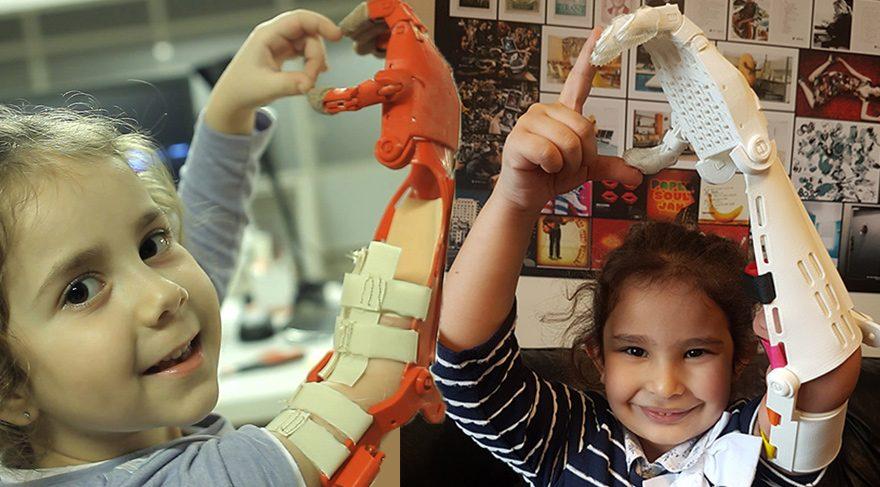 Robot EI Platformu çocuklara yeni bir hayat veriyor